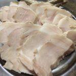 ヨーグルティアで低温調理 豚ロース