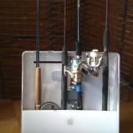 iMac G5 A1058 改 ロッドスタンド