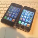 iPhone3GS SIM 認識不良 復活