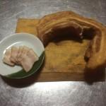 ベーコン薫製