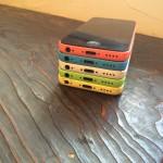 iPhone5cカスタムケース