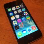 iPhone5s 簡単で安いパネル修理 交換